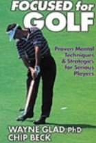 Focused for Golf