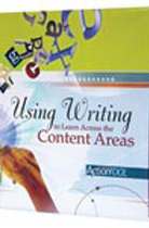 Using Writing to Learn Across the Content Areas: An ASCD Action Tool