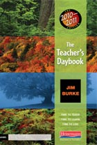 The Teacher's Daybook, 2009-2010 Edition: Time to Teach, Time to Learn, Time to Live