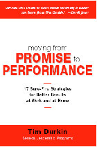 Moving From Promise to Performance