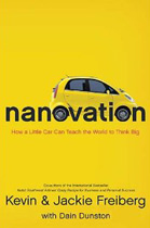 Nanovation: How a Little Car Can Teach the World to Think Big