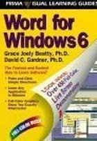Word for Windows 6: The Visual Learning Guide