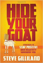Hide Your Goat: Strategies To Stay Positive When Negativity Surrounds You