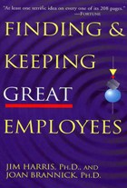 Finding & Keeping Great Employees