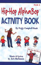 Hip-Hop AlphaBop Vol 1 Activity Book