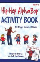 Hip-Hop AlphaBop Vol 1 Activity Book