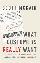 What Customers Really Want : How to Bridge the Gap Between What Your Organization Offers and What Your Clients Crave