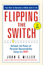 Flipping the Switch: Unleash the Power of Personal Accountability