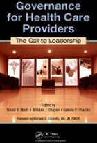 Governance for Healthcare Providers: The Call to Leadership
