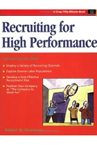 Crisp: Recruiting for High Performance: Attracting the Best