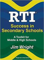 RTI Success in Secondary Schools