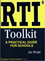 RTI Toolkit: A Practical Guide for Schools