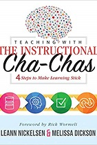 Teaching With the Instructional Cha-Chas: Four Steps to Make Learning Stick