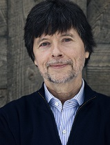 Ken Burns photo by Tim Llewellyn Photography