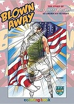 Blown Away: The Story of SSGT Johnny Joey Jones Coloring Book