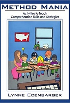 Method Mania: Activities to Teach Comprehension Skills and Strategies